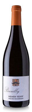 Henry Fessy, Brouilly, Beaujolais, France, 2012