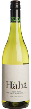 Hãhã, Sauvignon Blanc, Marlborough, New Zealand, 2016