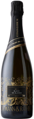 Hoffmann & Rathbone, Blanc de Blancs, Sussex, England, 2011