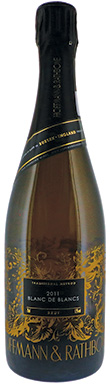 Hoffmann & Rathbone, Blanc de Blancs Brut, East Sussex, 2011