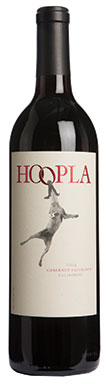 Hoopla, Cabernet Sauvignon, California, USA, 2014