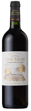 Château Jean Faure, St-Émilion, Grand Cru Classé, 2019