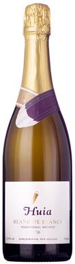 Huia, Blanc de Blancs Chardonnay, Rapaura, Marlborough, 2016