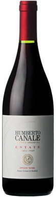 Humberto Canale, Estate Pinot Noir, Río Negro, 2016