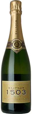 Hush Heath Estate, Balfour 1503 Foxwood Classic Cuvée, Kent
