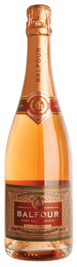 Hush Heath Estate, Balfour Brut Rosé, Kent, England, 2009