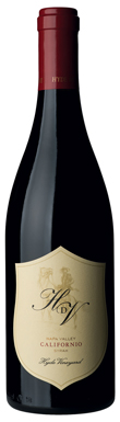 Hyde de Villaine, Californio Syrah, Napa Valley, Los