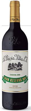 La Rioja Alta, 904 Gran Reserva, Rioja, Alta, 2009