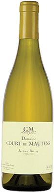 Domaine de Gourt de Mautens, Vin de Pays de Vaucluse, 2016