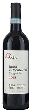 Il Colle, Rosso di Montalcino, Tuscany, Italy, 2015