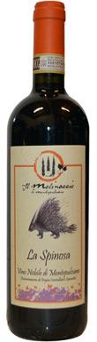 Il Molinaccio, La Spinosa, Vino Nobile di Montepulciano