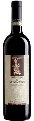 Il Palazzone, Brunello di Montalcino, Tuscany, Italy, 2004
