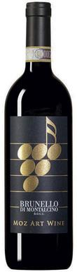 Il Paradiso di Frassina, Moz Art Wine, Brunello di
