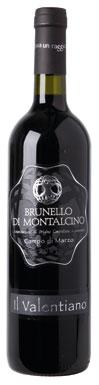 Le Chiuse, Brunello di Montalcino, Tuscany, Italy, 2006