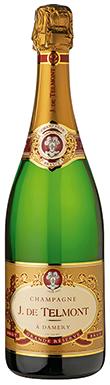 De Telmont, Grande Réserve, Champagne, France