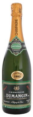 J Dumangin & Fils, Premier Cru, Champagne, France, 1993