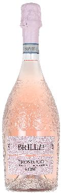 Botter, Brilla! Rosé Extra Dry, Prosecco, Veneto, 2019