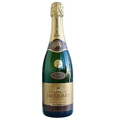 Jacquart, Champagne, France, 2004