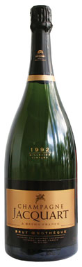 Jacquart, Brut Oenotheque (Magnum), Champagne, France, 1992