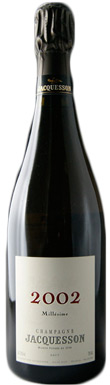 Jacquesson, Brut, Champagne, France, 2002