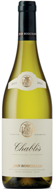 Jean Bouchard, Chablis, Burgundy, France, 2015