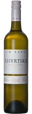 Jim Barry, Clare Valley, Assyrtiko, South Australia, 2016
