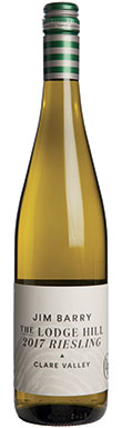 Jim Barry, Clare Valley, The Lodge Hill Riesling, 2017