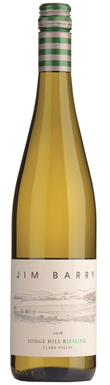 Jim Barry, The Lodge Hill Riesling, Clare Valley, 2018