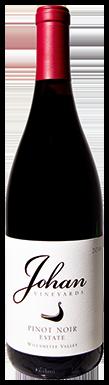 Johan Vineyards, Estate Pinot Noir, Willamette Valley, Van