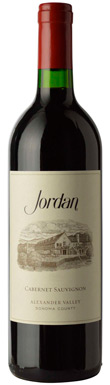 Jordan Vineyard & Winery, Cabernet Sauvignon, Sonoma County