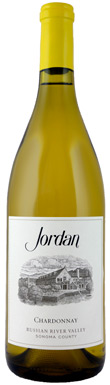 Jordan Vineyard & Winery, Chardonnay, Sonoma County, Russian