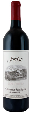 Jordan Vineyard & Winery, Estate Bottled Cabernet Sauvignon