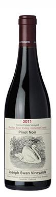 Joseph Swan, Trenton Estate Pinot Noir, Sonoma County