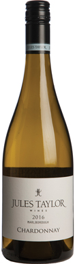 Jules Taylor, Chardonnay, Marlborough, New Zealand, 2016