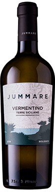 Jummare, Vermentino, Sicily, Italy, 2019