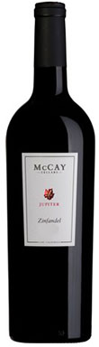McCay Cellars, Jupiter Zinfandel, Lodi, California, 2016
