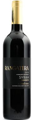 Ka Tahi Wines, Rangatira Reserve Syrah, Gimblett Gravels