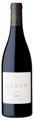 Kamen Estate Wines, Syrah, Sonoma County, Moon Mountain