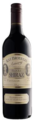 Kay Brothers, Amery Block 6 Shiraz, McLaren Vale, 2007