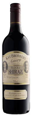Kay Brothers, Amery Block 6 Shiraz, McLaren Vale, 2010