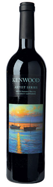 Kenwood Vineyards, Artist Series Cabernet Sauvignon, Sonoma