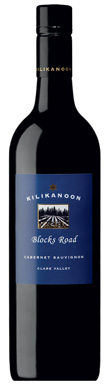 Kilikanoon, Blocks Road Cabernet Sauvignon, Clare Valley