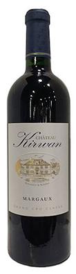 Château Kirwan, Margaux, 3ème Cru Classé, Bordeaux, 2018