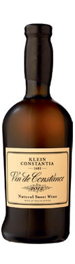 Klein Constantia, Vin de Constance, Constantia, 2012
