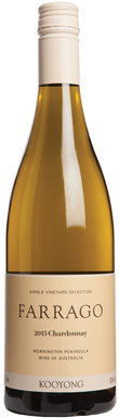 Kooyong, Farrago Chardonnay, Mornington Peninsula, 2015