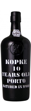 Kopke, 10 Year Old Tawny, Port, Douro Valley, Portugal
