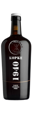 Kopke, Colheita Tawny, Port, Douro Valley, Portugal, 1940