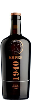 Kopke, Colheita White, Port, Douro Valley, Portugal, 1940