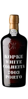 Kopke, Colheita White, Port, Douro Valley, Portugal, 2003