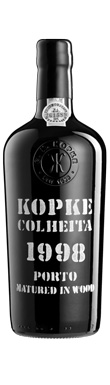 Kopke, Port, Colheita Port, Douro, Portugal, 1998